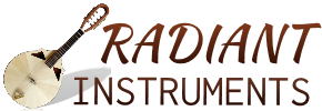 Radiant Instruments by Richard Morgan